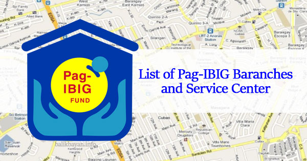 List-of-Pag-IBIG-Branches-and-Services-Center