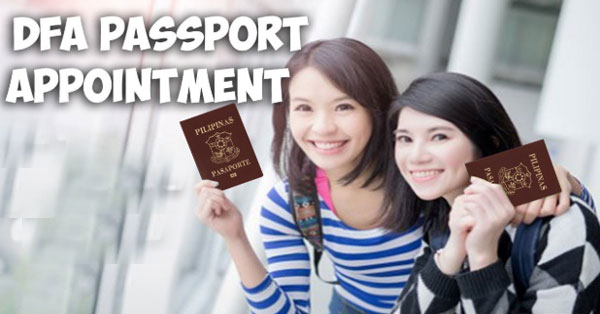 dfa-passport-appointment-online