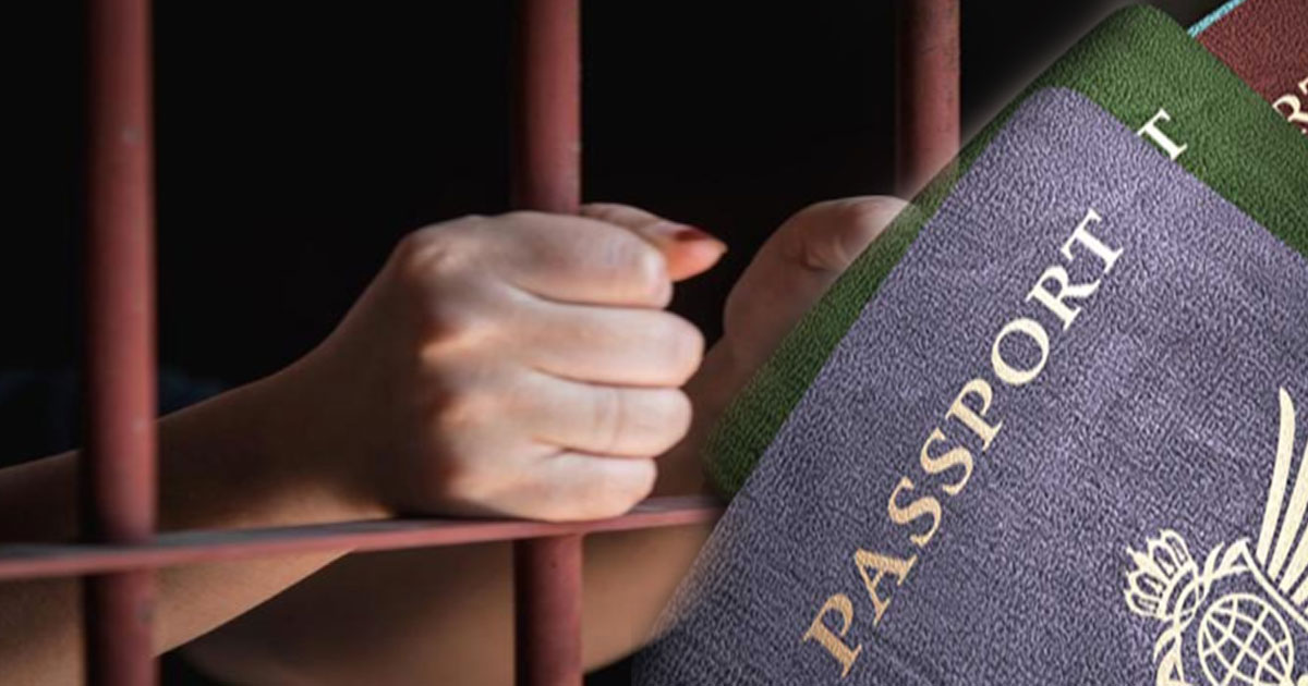 Woman-jailed-for-stealing-Emirati-aunt's-passport-to-travel