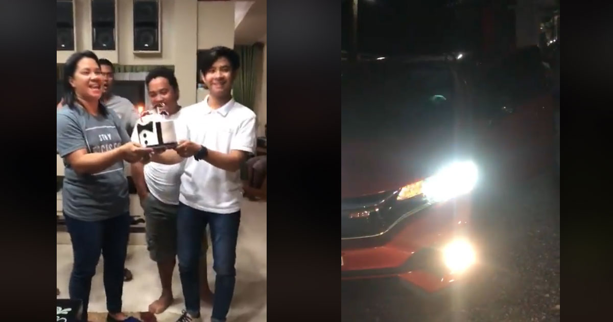 Young-Man-Celebrates-His-18th-Gets-the-Surprise-of-His-Life-from-His-Parents