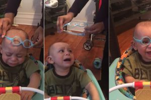 Visually-Impaired-Baby-Boy-Overjoyed-When-He-Sees-Everything-Clearly-for-the-First-Time