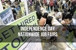 Independence Day Nationwide Job Fairs