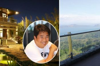 Get Mesmerized with Willie Revillame's Tagaytay House
