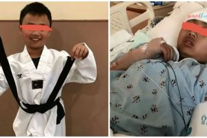 9-Year Old Taekwondo Blackbelter Dies from Severe Cold