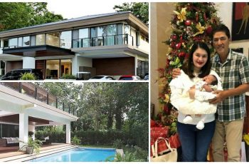 Vic Sotto and Pauleen Luna's Contemporary Home in Laguna